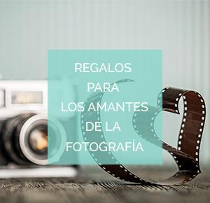 Regalos originales para los amantes de la fotografia