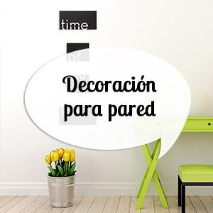 Decoración de paredes, accesorios y complementos