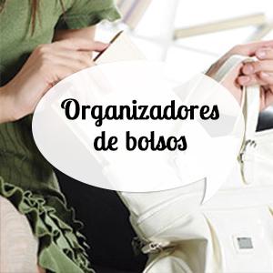 Cambia de bolso y tenlos ordenados con los organizadores de bolsos