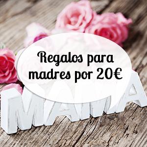 Regalos para madres baratos por menos de 20 euros