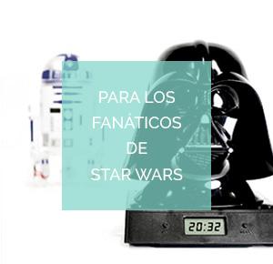 Regalos para los fanáticos de Star Wars