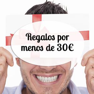 Regalos para hombres por menos de 30€