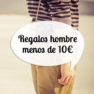 Regalos originales para hombres económicos por menos de 10 euros