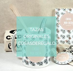 Tazas originales de CosasdeRegalo.com