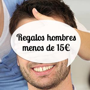 Regalos originales para hombres por menos de 15 euros