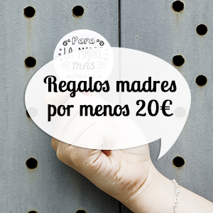 Regalos para madres por menos de 20 euros