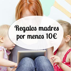 Regalos para madres por menos de 10 euros