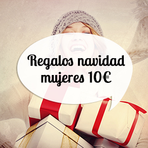 regalos navidad para mujeres por menos de 10 euros