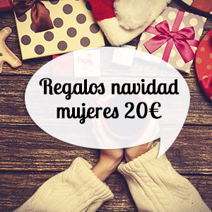 Regalos para mujeres en Navidad por menos de 20 euros
