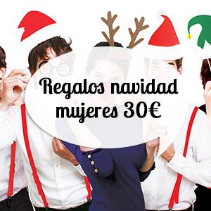 Regalos para mujeres en Navidad por menos de 30 euros