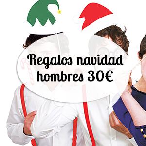 Regalos Navidad para hombres por menos de 30 euros