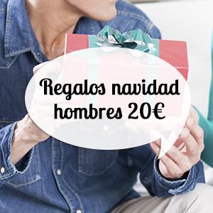 Regalos Navidad para hombres por menos de 20 euros