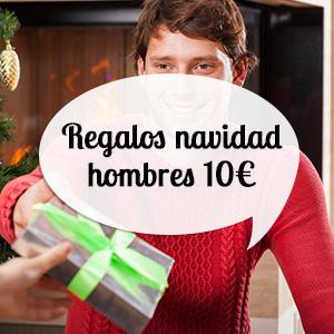 Regalos Navidad para hombres por menos de 10 euros