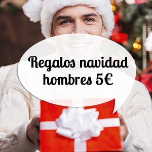 Regalos Navidad para hombres por menos de 5 euros