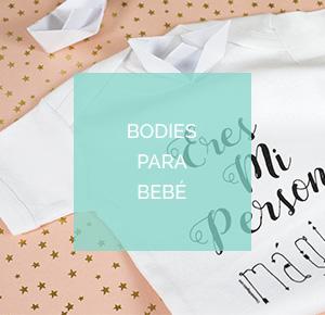 Bodys para bebé originales