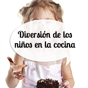 Fomenta la participación de los niños en la cocina