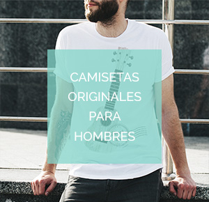 Camisetas originales y divertidas para hombres