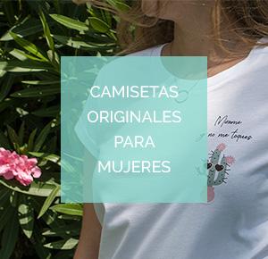 Camisetas originales para mujeres