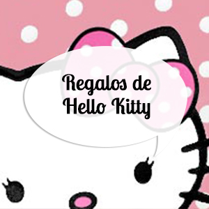 Regalos de la Hello Kitty, detalles con estilo propio