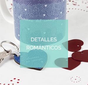 Detalles y regalos románticos para enamorar