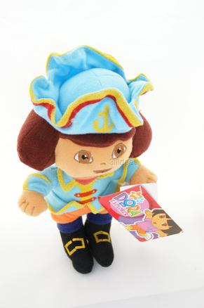 Peluche Dora Exploradora T1 20cm