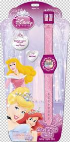 Reloj digital slim princesas