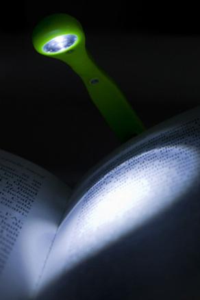 Lámpara de color para la lectura