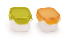Contenedor Lunch Box cuadrado 0.45L