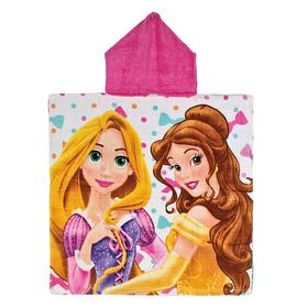 Poncho Princesas Disney