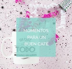 Cualquier momento es bueno para un café