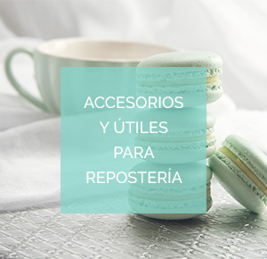 Accesorios y útiles para repostería