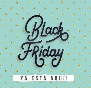 Regalos con descuento para el Black Friday