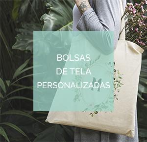 bolsas de tela personalizadas y diseños propios