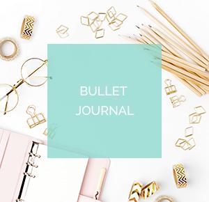 Accesorios para tu bullet journal