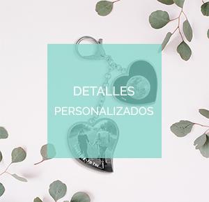 Detalles personalizados para regalar