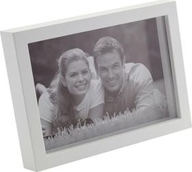 Marco de fotos SALEM para 1 foto 15x20 de color blanco de de plástico