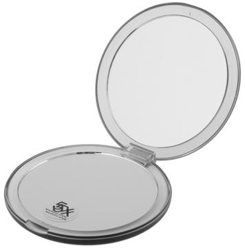 Espejo viaje con aumento 5x plateado - Espejo de viaje ...