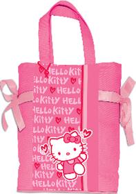 Bolsa Hello Kitty Tone on Tone