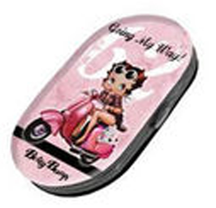 Set belleza Beauty Secret Scooter pequeño Betty Boop