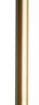 Bastón plegable para andar Luxury oro