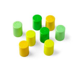 Eiko sal y pimienta amarillo y verde
