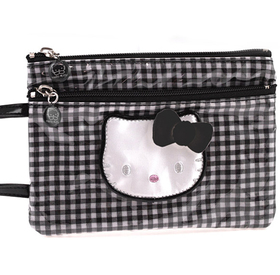 Bolsa con asa pequeña Lolly negro Hello Kitty