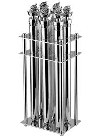 Soporte WS de congelador para 6 enfriadores