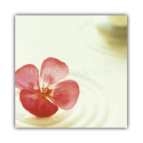 Felicitación Zen Flor