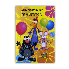 Felicitación de cumpleaños Music de la canción, Agustito