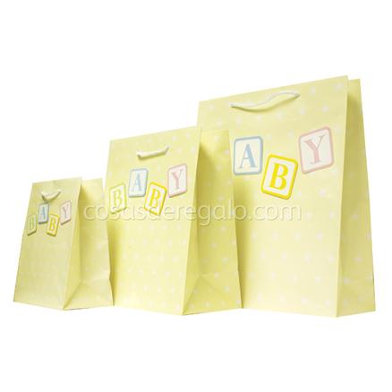 Bolsa de regalo Baby