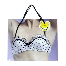 Bolsa de regalo mujer en bikini Flash Smile