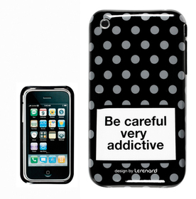 Funda para teléfono móvil iPhone 3G-3GS Very addictive