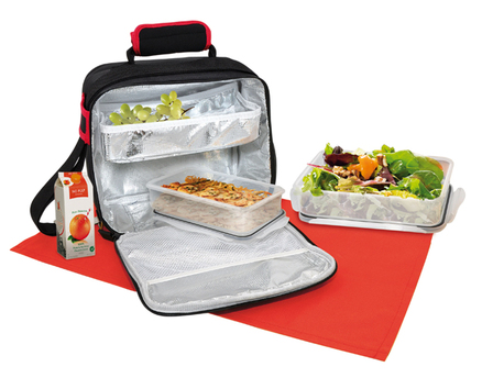 Bolsa Lunch box Kaki