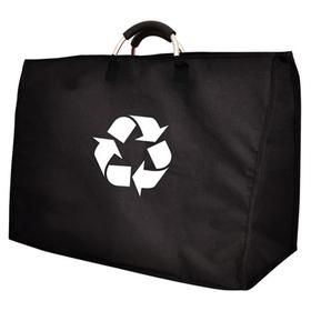 Bolsa reciclaje con 3 compartimentos